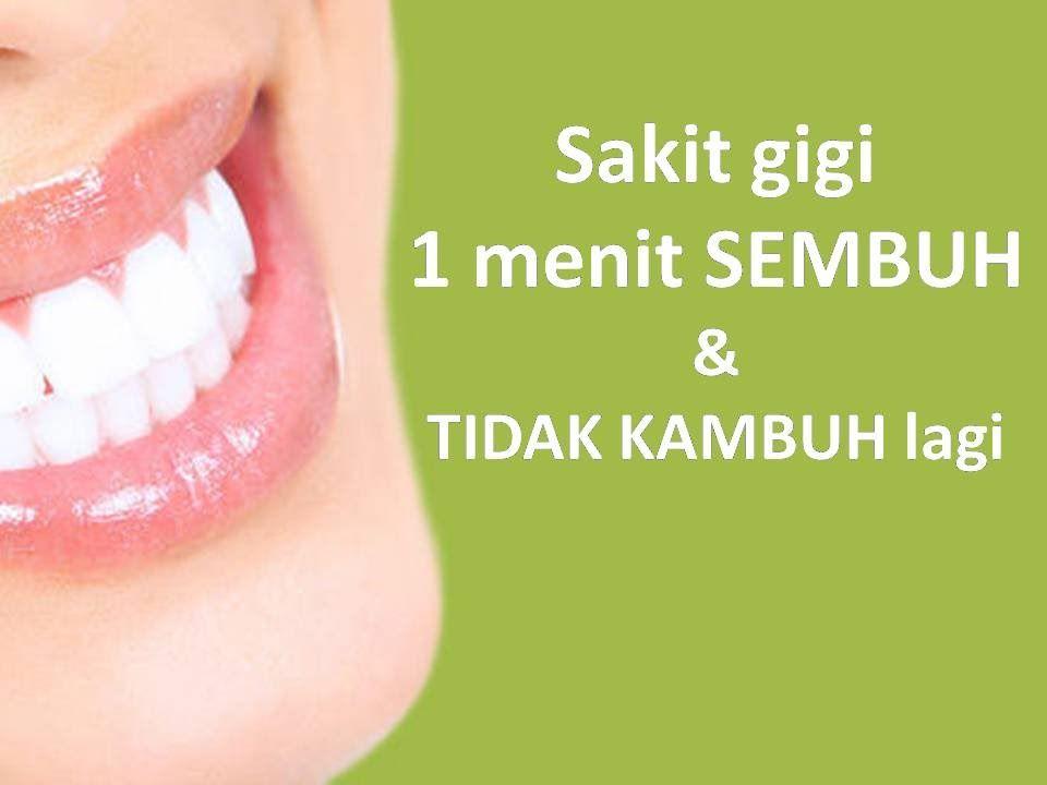 31++ Cara herbal mengobati sakit gigi trends