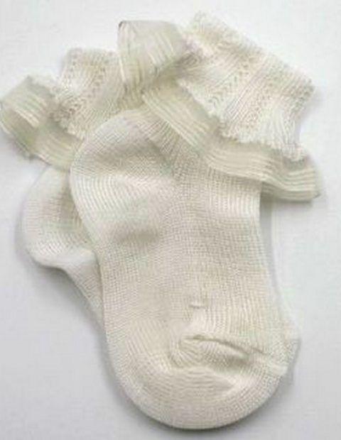 vendita uk selezione mondiale di lucentezza adorabile calzini cerimonili da neonati per battesimo e cerimonie ...