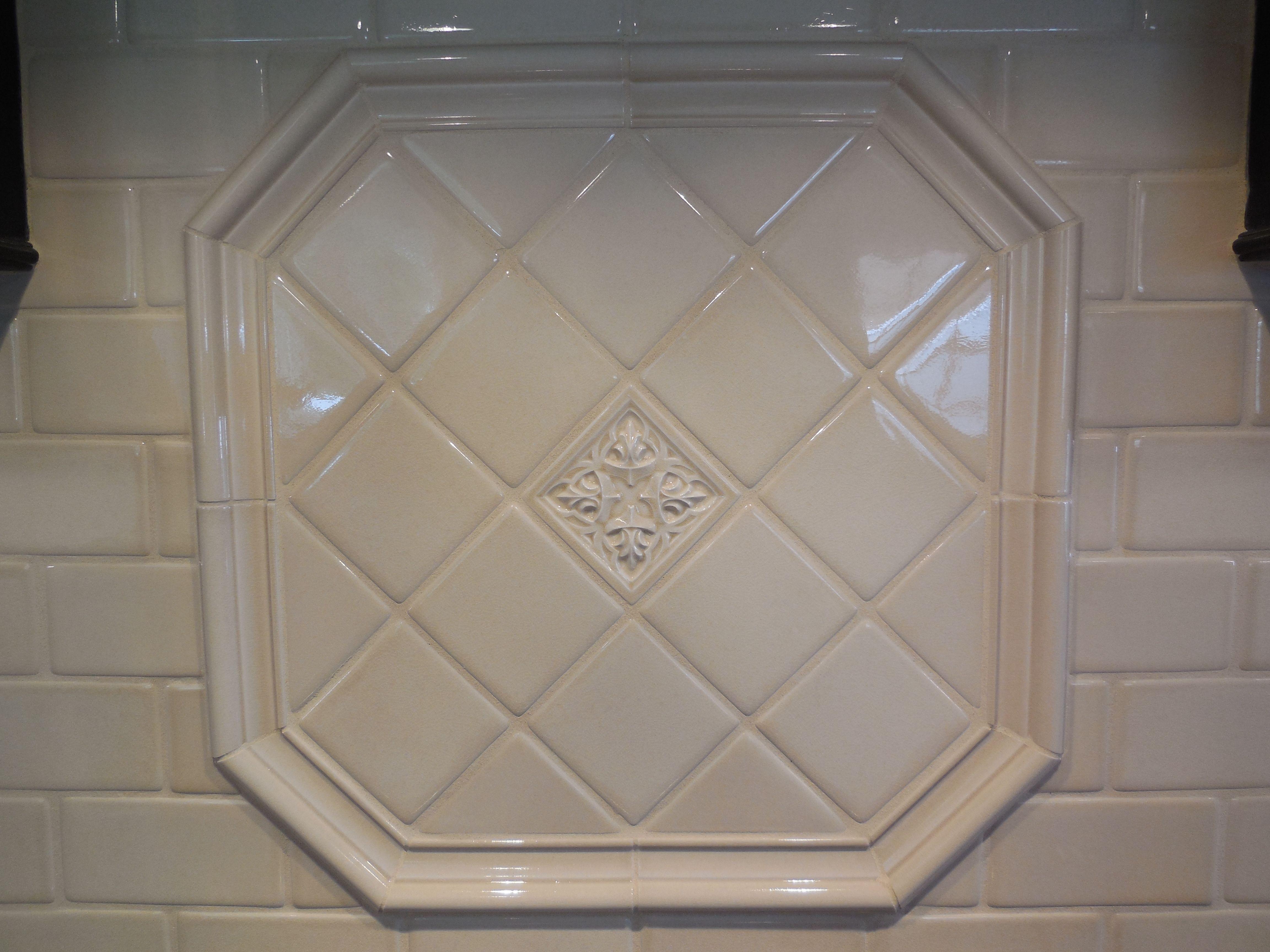Sonoma tile back splash.