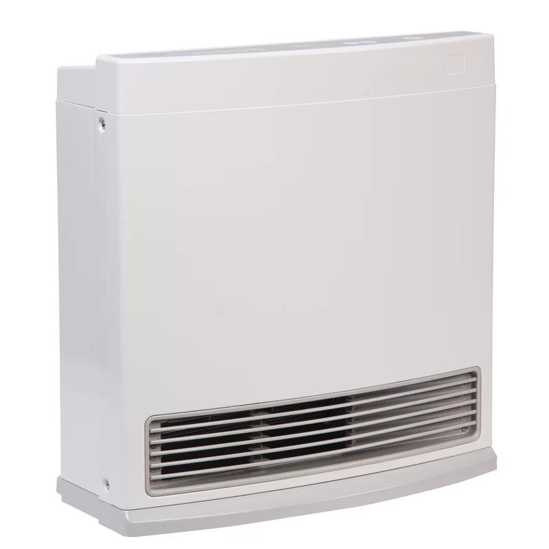 R Series 10,000 BTU Electric/Natural Gas Fan Panel Heater