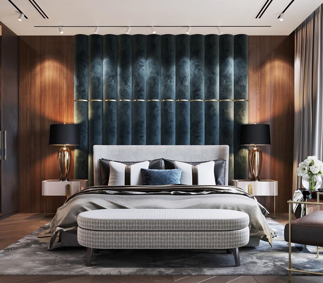 The Most Modern Home Accessories In 2020 Luxurious Bedrooms Master Bedroom Interior Luxury Bedroom Master