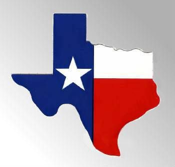 Texas Flag In The Shape Of Texas Bumper Decal Bumper Decals Texas Bumper Sticker Texas Flags