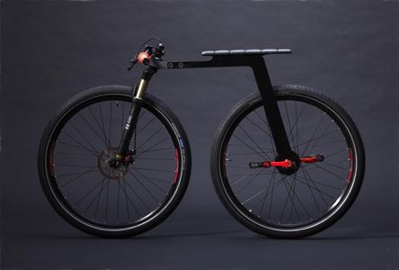 Inner City Bike By J Ruiter Is An Interesting Concept But Does