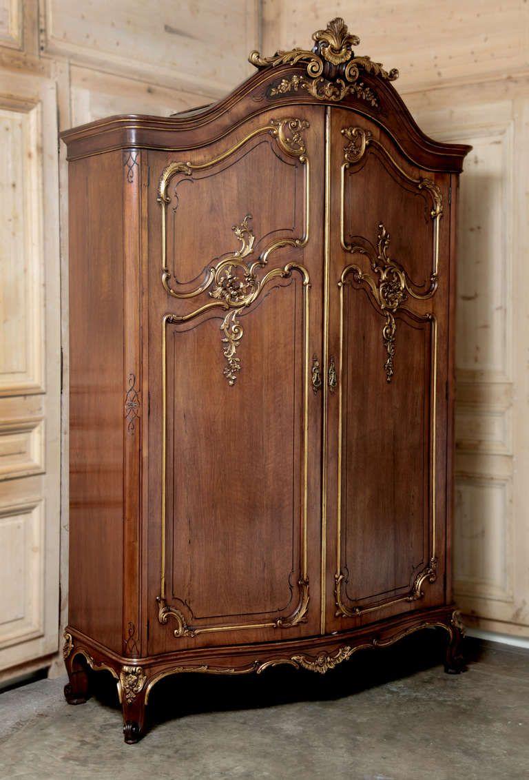 Antiques Antique Armoire Furniture