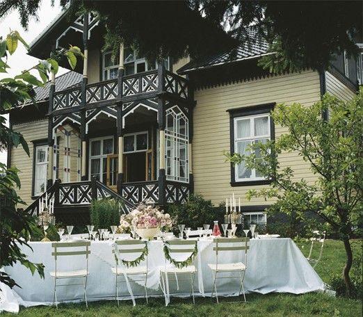 Sveitserhus - Villa Snøringsmoen