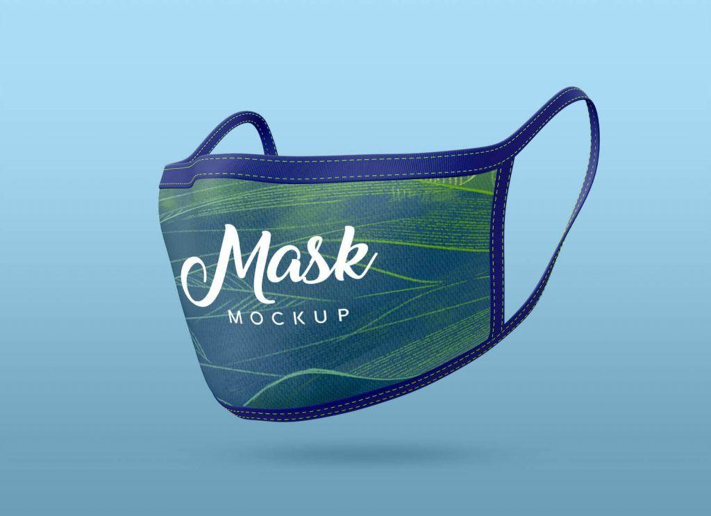 Download Handmade Cloth Face Mask Mockup Psd Mockup Psd Mockup Psd
