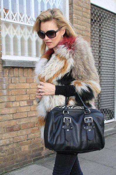 Kate Moss Isabel Marant fur, Longchamp bag   Longchamp handbags ...