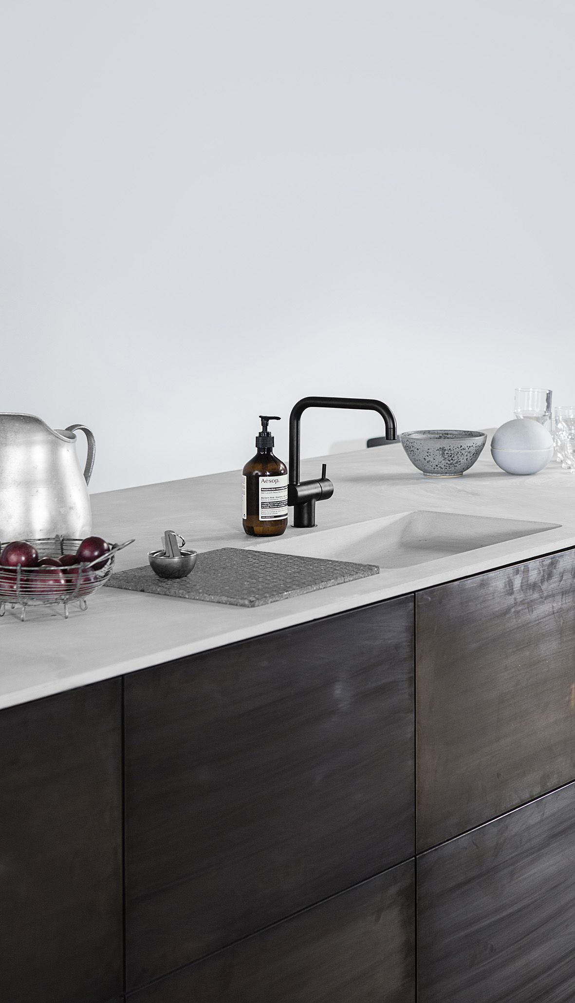 High-Brow Hack: Norm Architects Reinvent the Ikea Kitchen ...