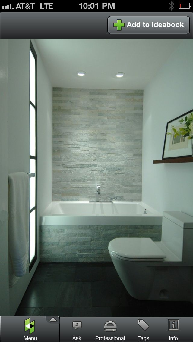 Astounding Grey Bathroom Like The Stonework Would Have To Do The Home Interior And Landscaping Mentranervesignezvosmurscom