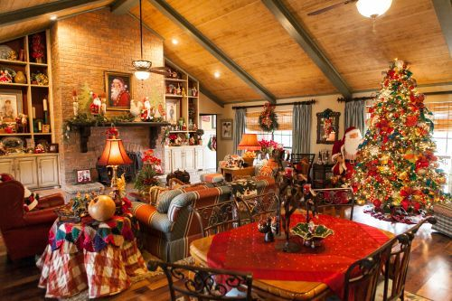 country home decor home parties christmas themed homes search home decor 12035