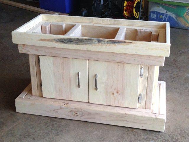 Building Tank Stand (beginner)