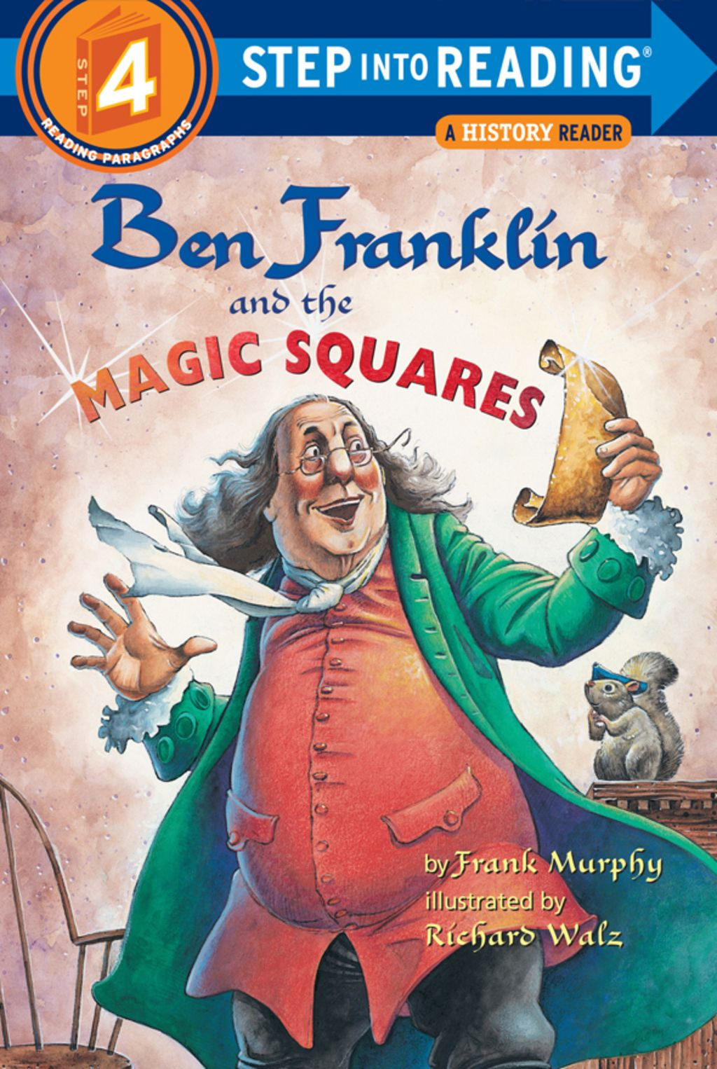 Ben Franklin And The Magic Squares Ebook In