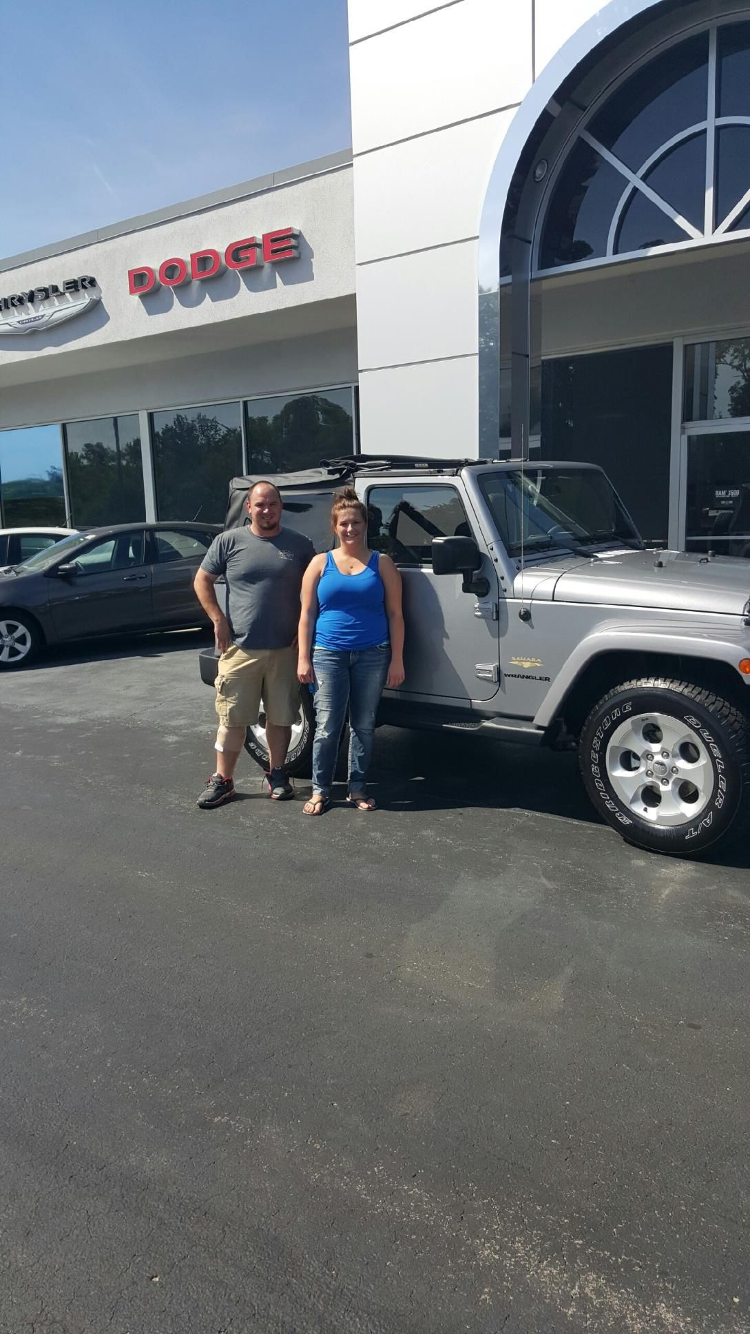 Sydney Todd Are Proud Owners Of This Jeep Wrangler
