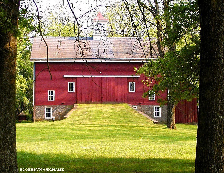 The Barn at Tinicum County Park, Erwinna, Bucks County PA