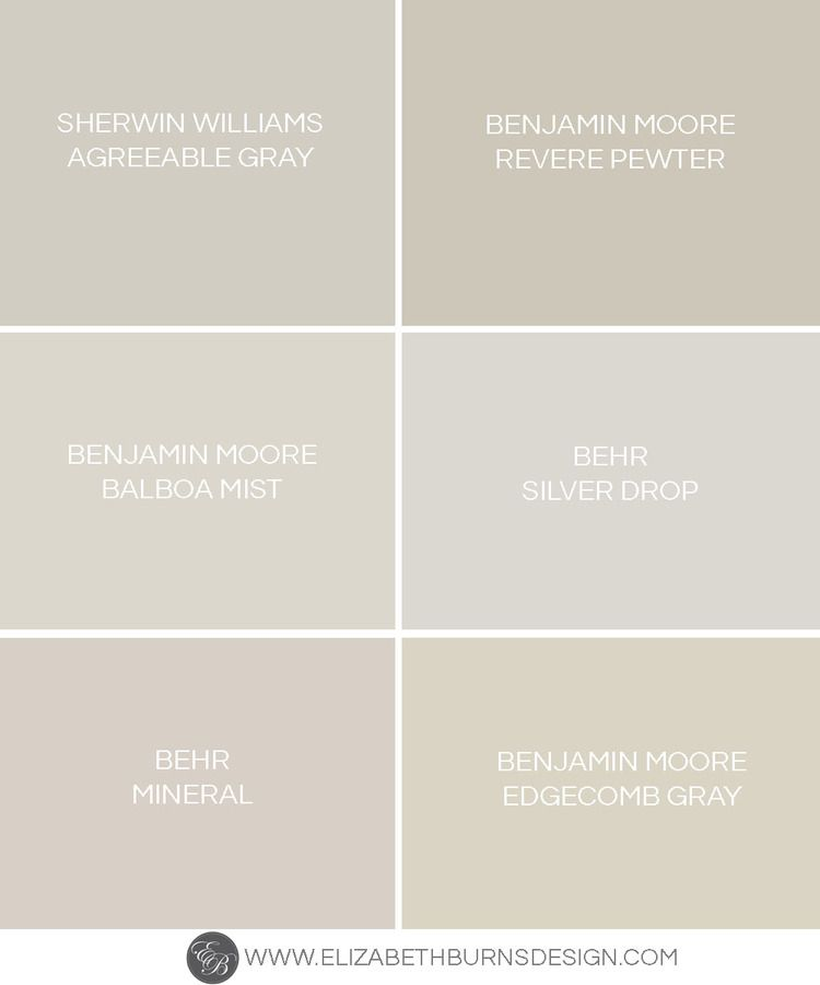 The Perfect Shades Of Greige Paint Colors Elizabeth Burns Design Raleigh Nc Interior Designer Warm Grey Paint Colors Greige Paint Colors Paint Colors For Home