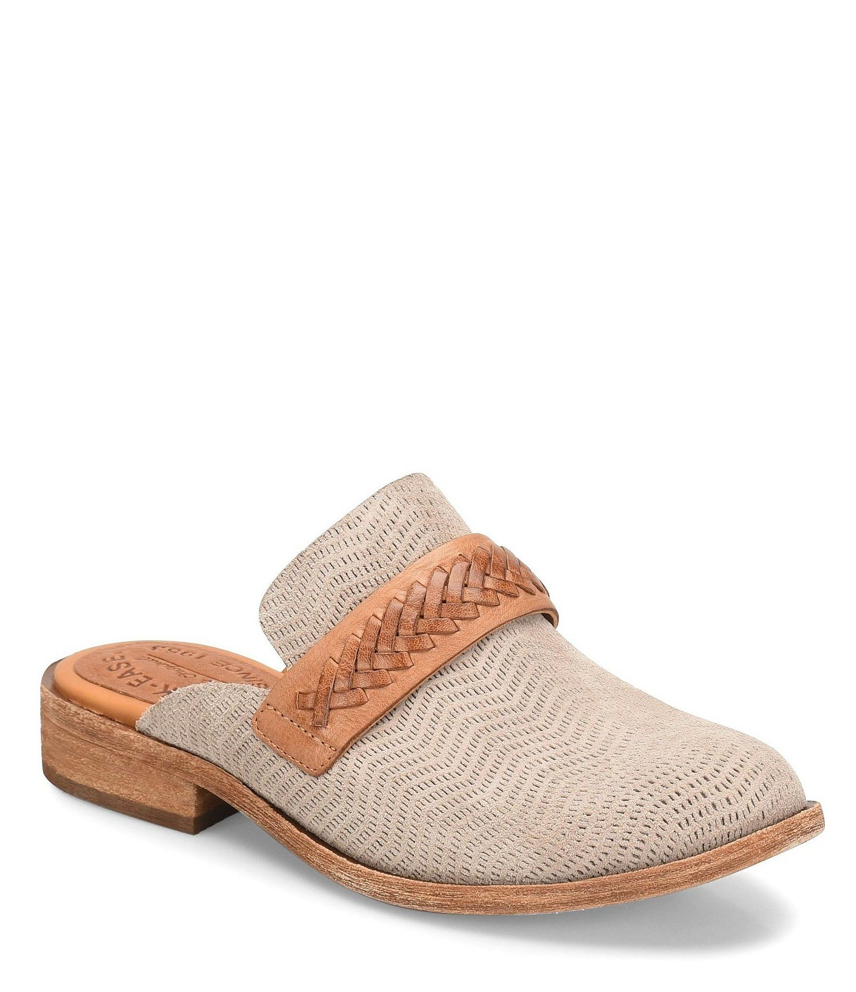 b9a73e9fb204 Shop for Kork-Ease Mabie Perforated Suede Mules at Dillards.com. Visit  Dillards.com to find clothing