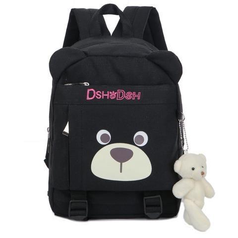 fbc45aecebfe 2018 Cartoon Kids Plush Backpacks Mini Kindergarten schoolbag Plush ...
