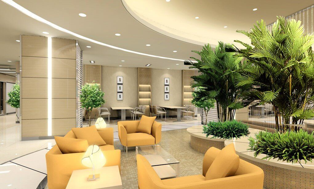 The Best Hospital Interior Design Ideas For You With Images