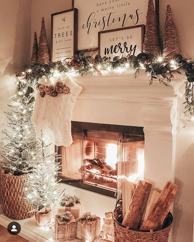 2019 Christmas Decoration Ideas For The Home; Indoor