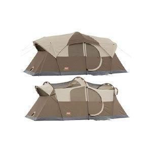 Coleman Weather Master 10 Person Tent 17x9ft Product 76 5086 6 At Canadian Tire Family Tent Tent 10 Person Tent