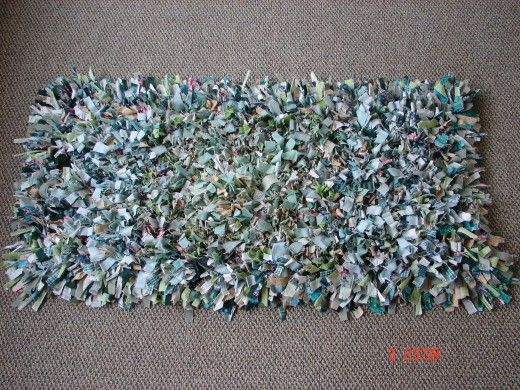 Shag Rag Rugs With Images Rug