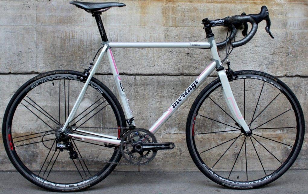 Merenyi Burletta Road Bike Review Bike Reviews Bike Pic Bike