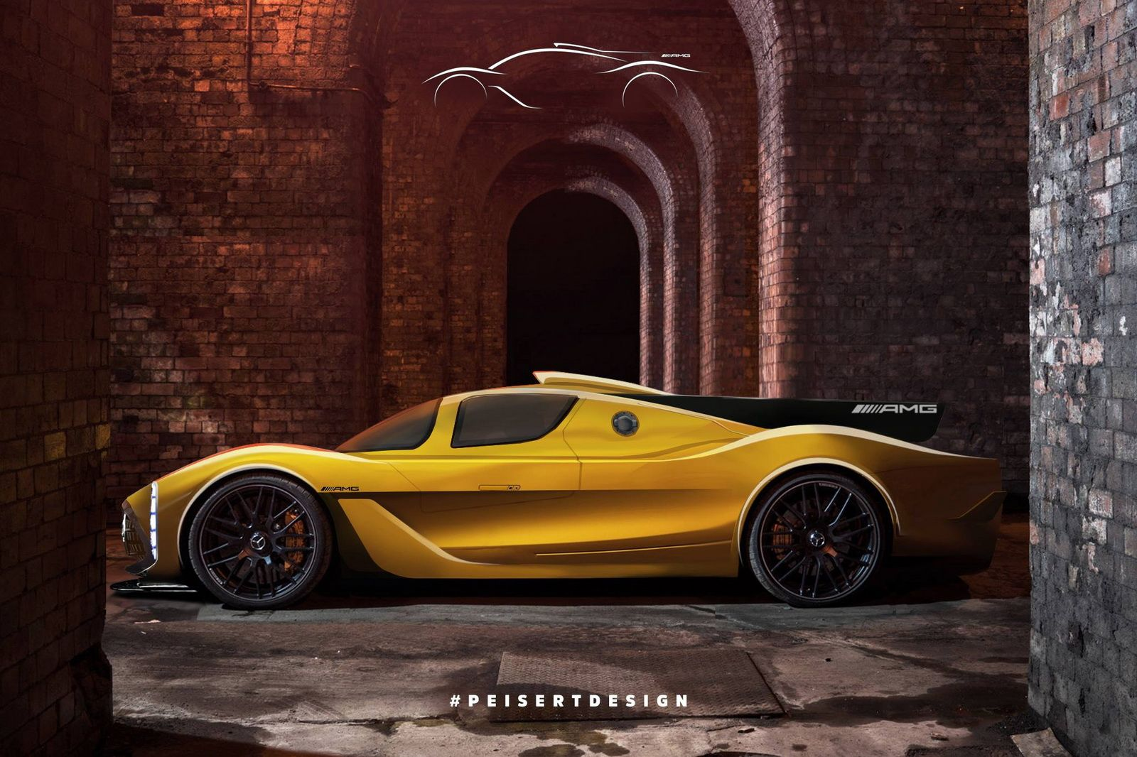 2018 Mercedes Amg Project One Might Actually Look Like This Mojo