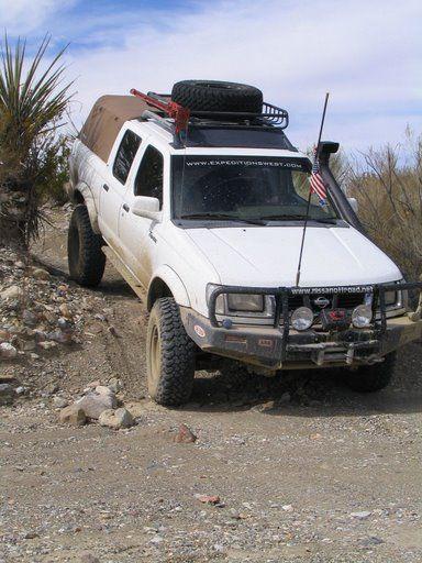 Big Bend National Park Tx Overlanding Nissan Frontier