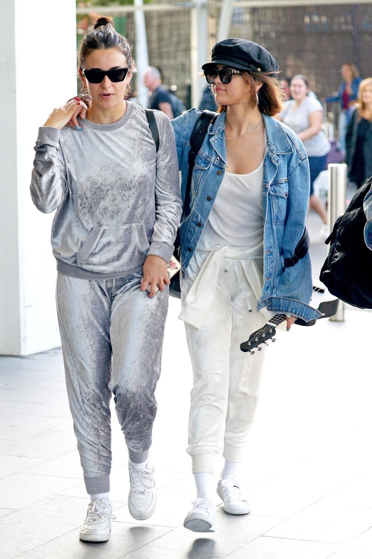 Shoes Selena Gomez Socks Airport Wwwmiifotoscom