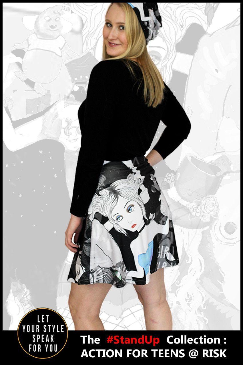 Cinderella - Women's Flare Skirt