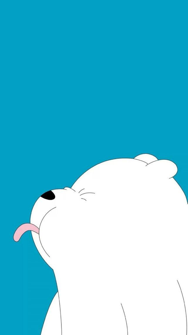 Ice bear  uploaded by イクラム on We Heart It