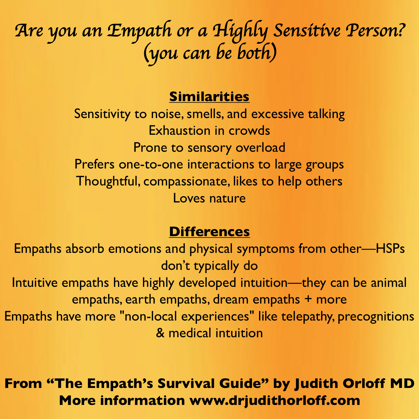Pin By Survival Hacks Diy On Survival Skills Emp Empath Intuitive Empath Empath Traits