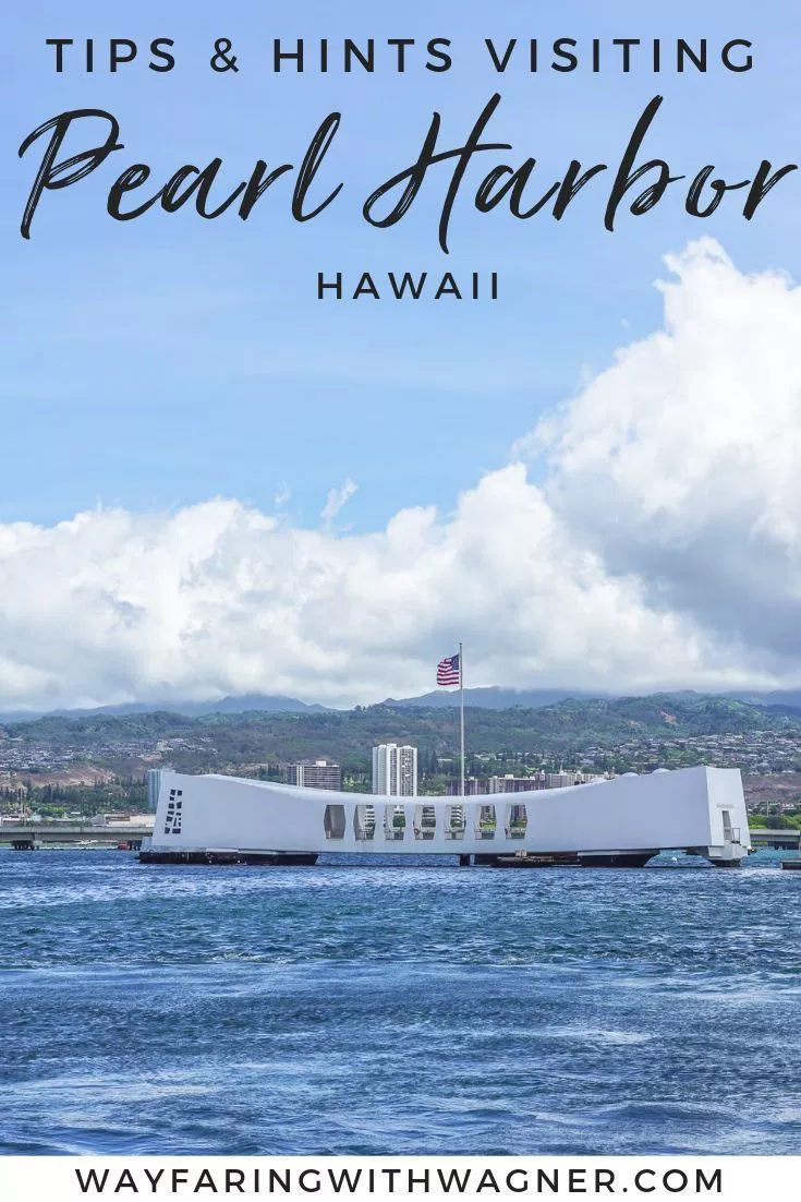 Hints Tips For Visiting Pearl Harbor On Your Own Visiting