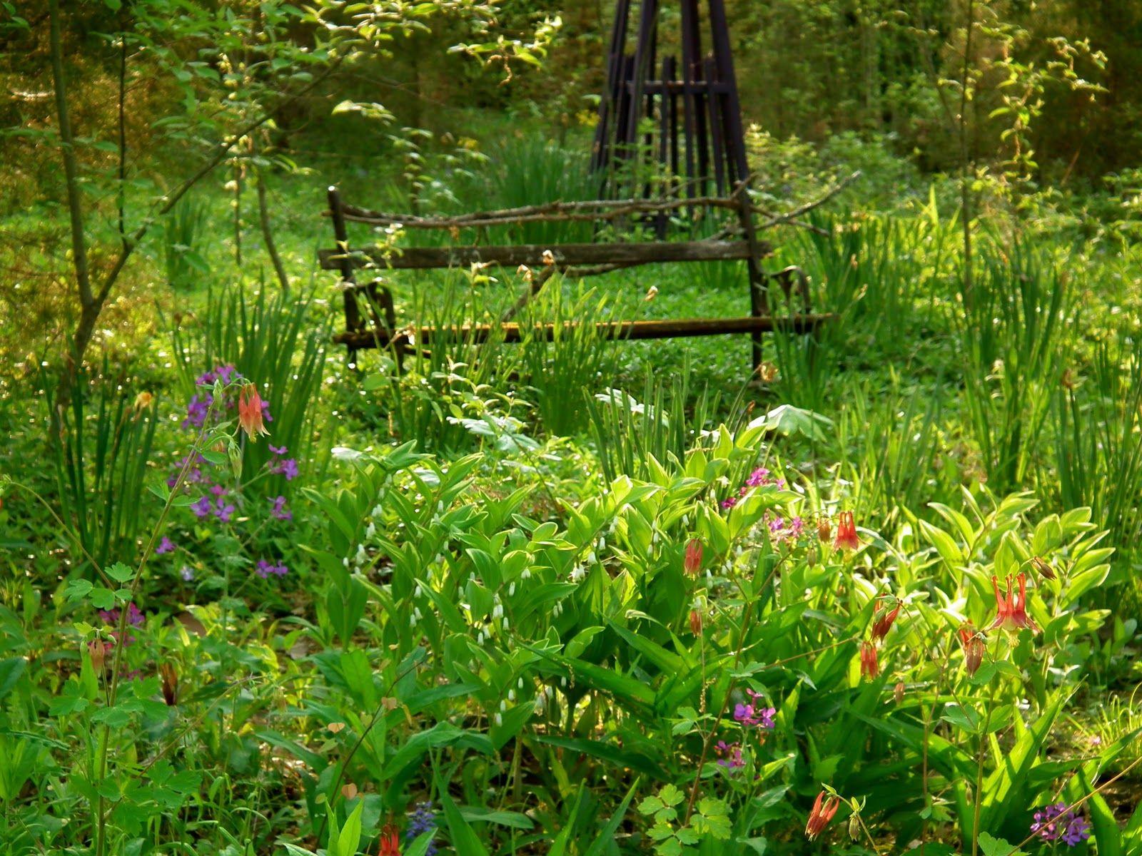 awesome Astonishing Spring Garden Bench