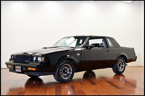 1987 Buick Grand National Mecum Auctions Buick Grand National 1987 Buick Grand National Buick