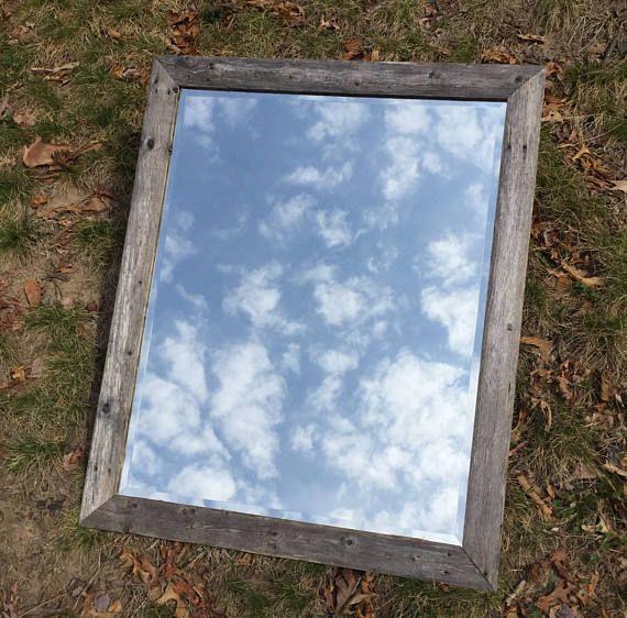 Barnwood Mirrors 16x20\