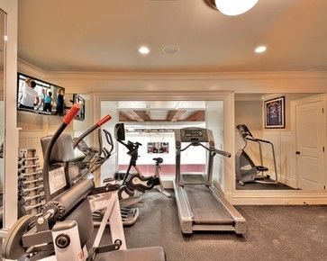 gym design ideas pictures remodel and decor  gym design