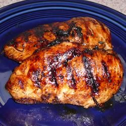 Chicken Marinade  1 1/2 cups vegetable oil   3/4 cup soy sauce   1/2 cup Worcestershire sauce   1/2 cup red wine vinegar   1/3 cup lemon juice  2 tablespoons dry mustard   1 teaspoon salt   1 tablespoon black pepper   1 1/2 teaspoons finely minced fresh parsley