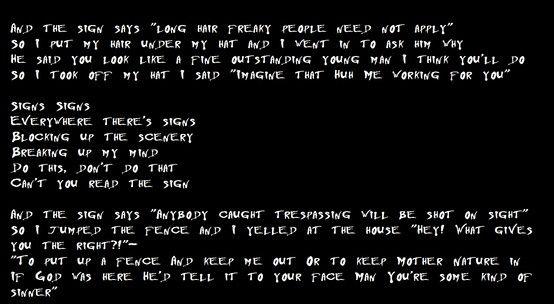 Tesla Signs Lyrics You Make Me Laugh Music Lyrics Make Me Laugh