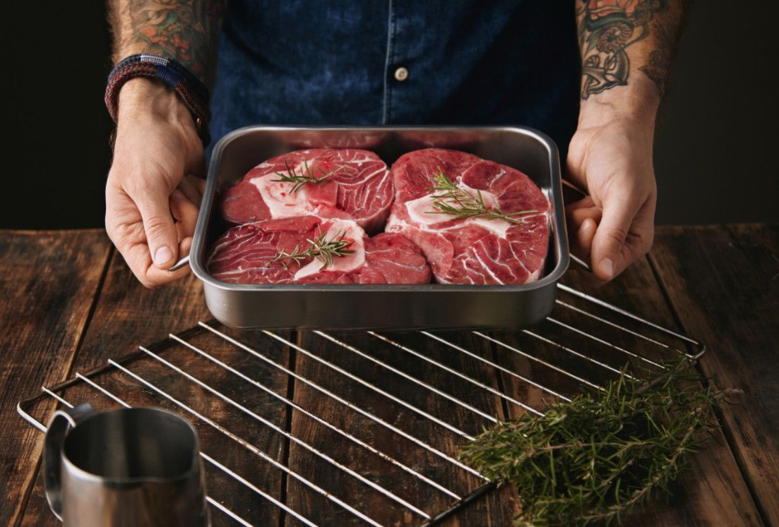 WOW your friends and family this week by cooking them a lovely meal. We can definitely assist you!   . . . . . . #Meatthermometer #mymeatstick #meat #beef #steak #steaklover #beef #cookingtool #kitchentool #bbqtool #thermometer #cookingthermometer #wirelessthermometer #kitchenware #mealprep
