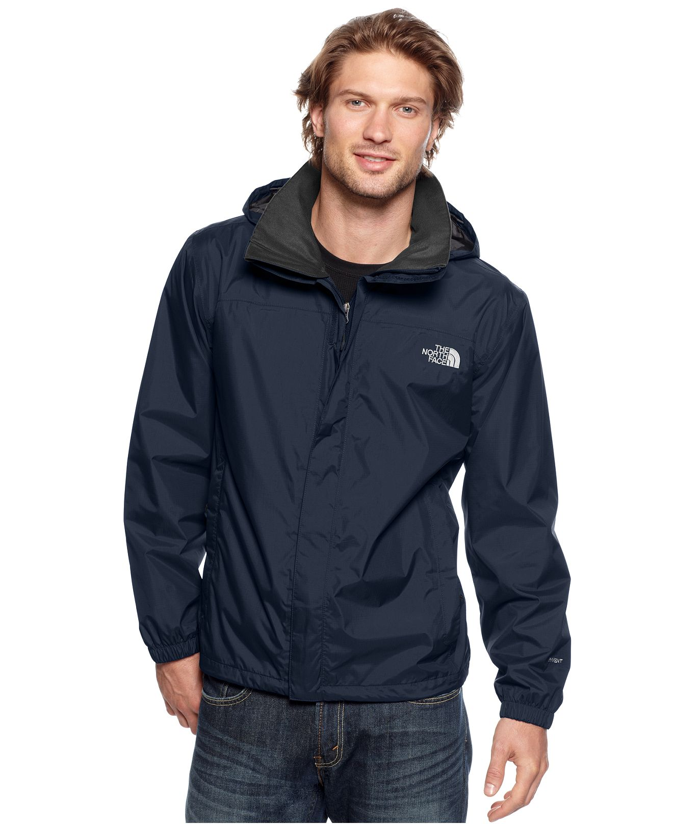 9f7698bc7 The North Face Jacket, Resolve Waterproof Rain Jacket - Coats ...