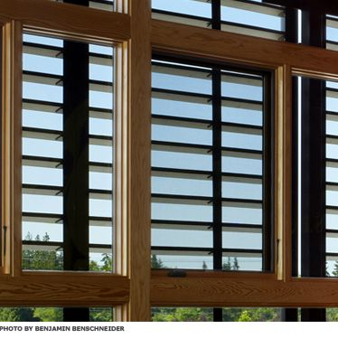 Charmant Adjustable Window Blinds Provide Resident Control Of Both Light U0026  Transparency.