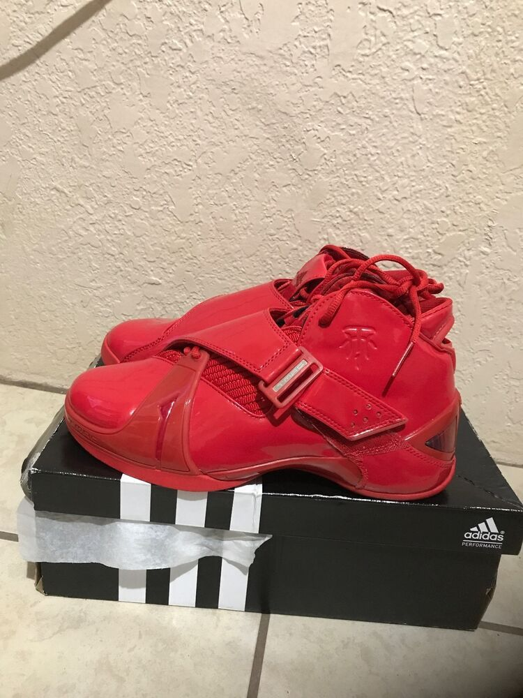 DS RARE China release ONLY ADIDAS 5 V T MAC Tmac MCGRADY