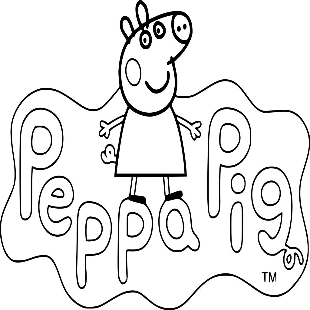 Coloriage Peppa A Imprimer Beau Images Luxe Coloriage Peppa Pig A
