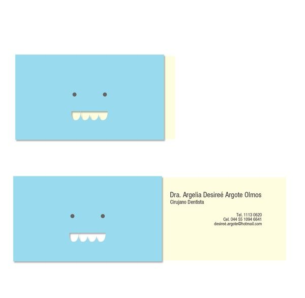 dentist business card buscar con google graphic design