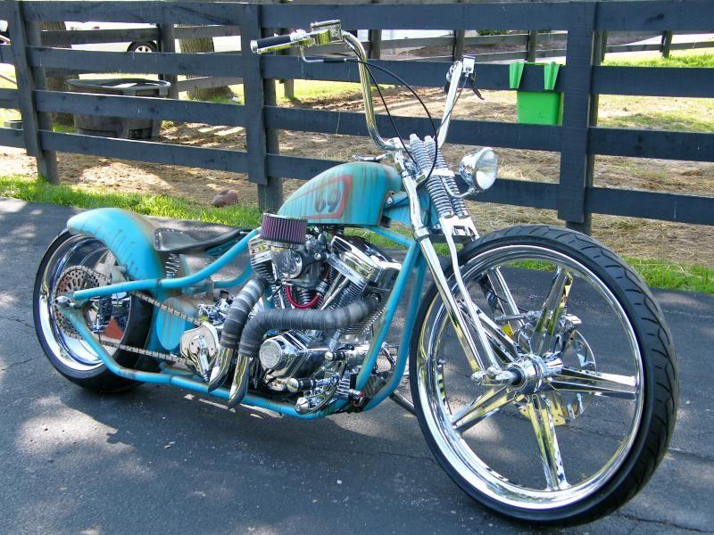 Pin On Harley Bobber