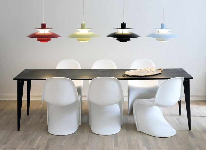 The Louis Poulsen PH 50 Pendant Light Was Designed By Poul Henningsen And Is An Anniversary Edition Of Design Classic