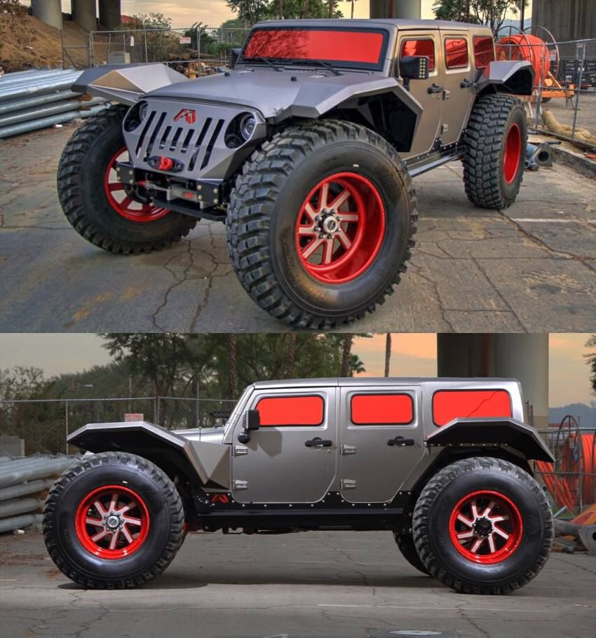 Cool Jeep Outdoorsy Goodies Cars Jeep 4x4