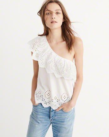 a41a1798a Camisas y blusas de mujer | Liquidación | Abercrombie & Fitch ...