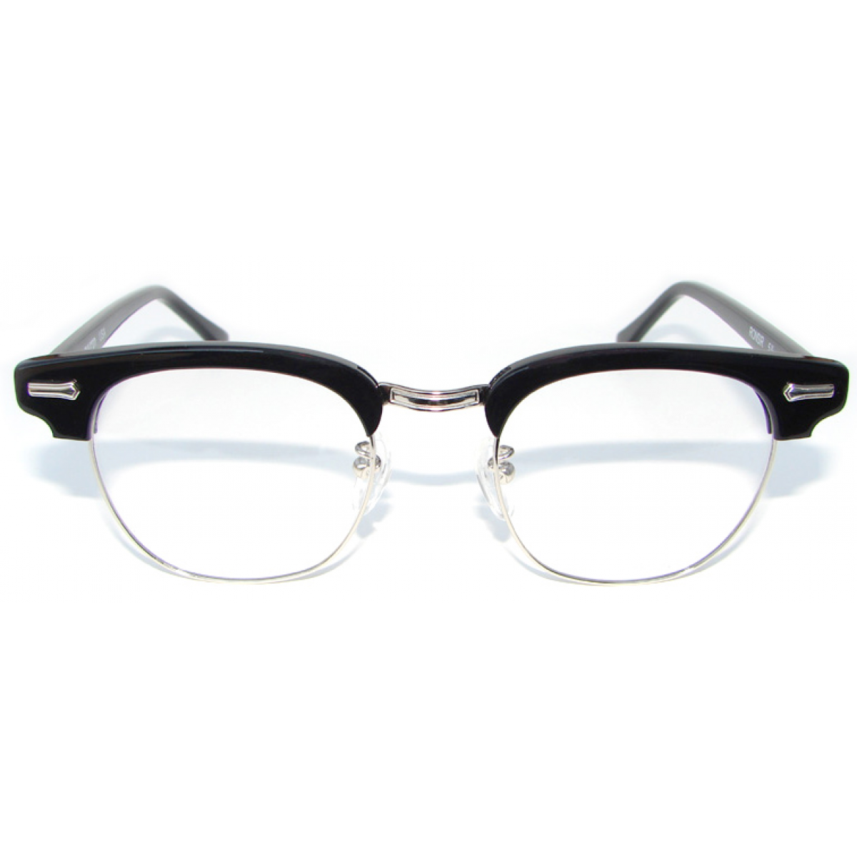 d1ff9efd32 eyeglass.com-Ronsir Classic Clubmaster Eyeglasses-34  SUNBANS ...